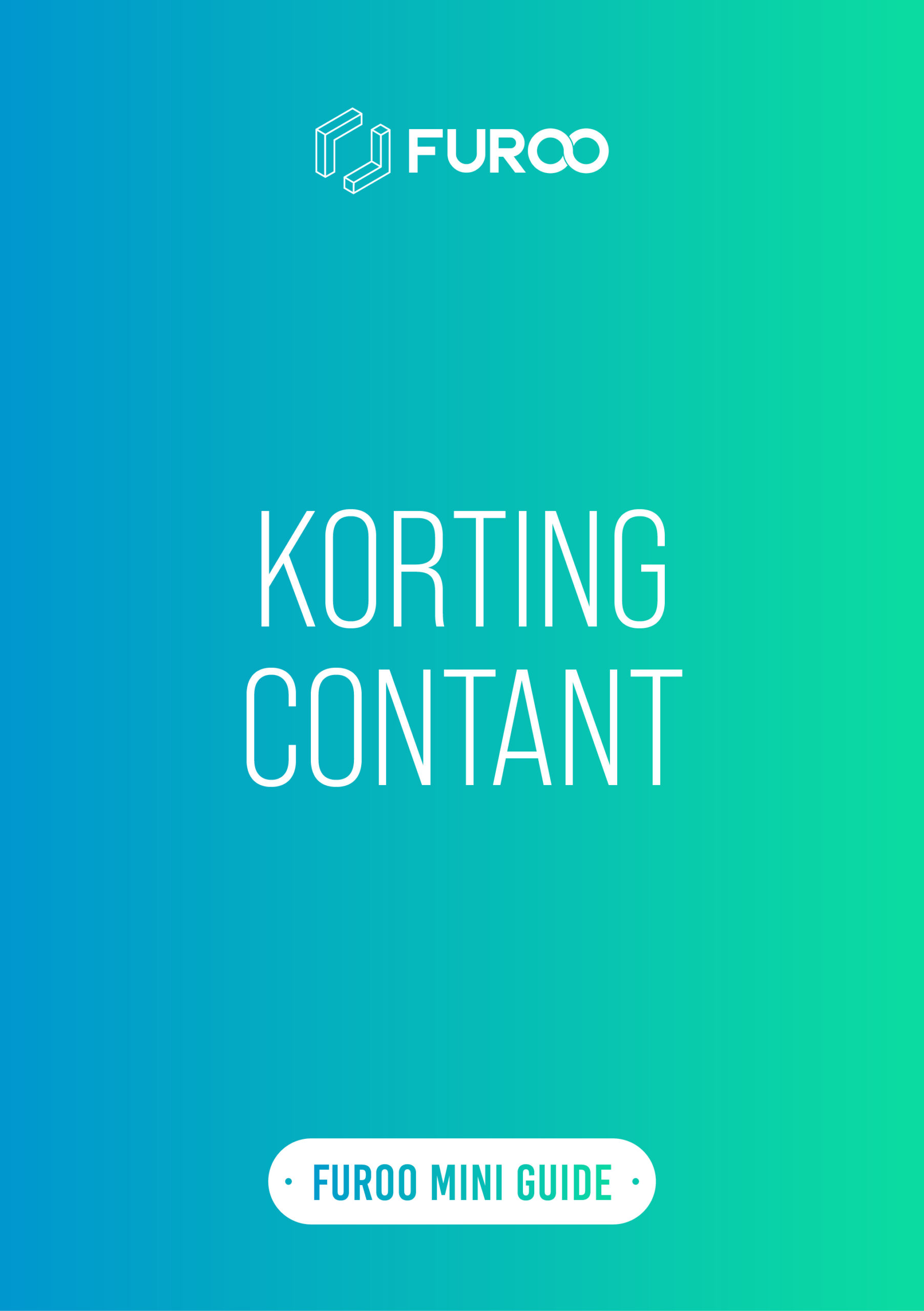 Cover korting contant mini gids